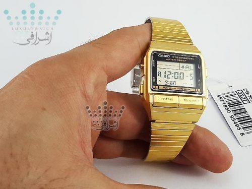 ساعت اورجینال Casio db-380g-1df