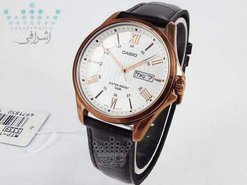 ساعت کاسیو مدل casio-mtp-1384l-7avdf