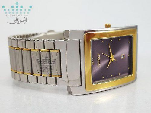 ساعت مسطتیل شکل - Citizen 121-11G