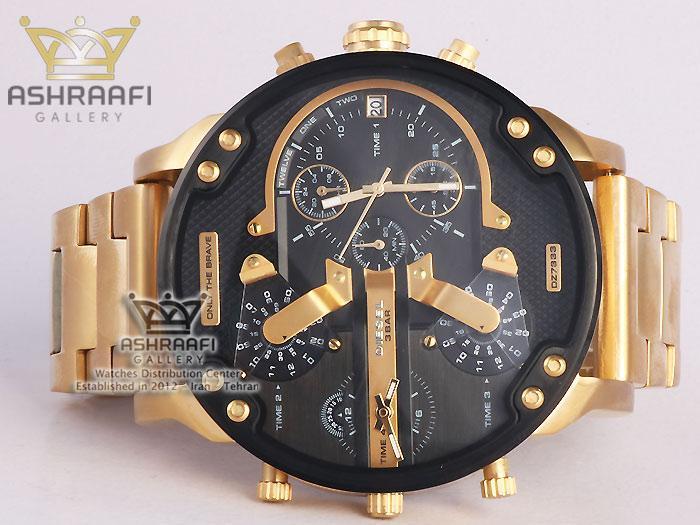 ساعت سوپر سایز DIESEL DZ-7333B