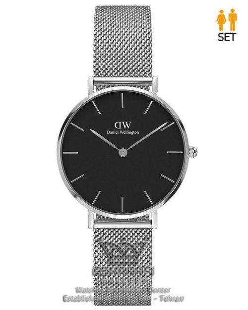خرید ساعت دنیل ولینگتون های کپی با قمیت ارزان Daniel wellington B40S5