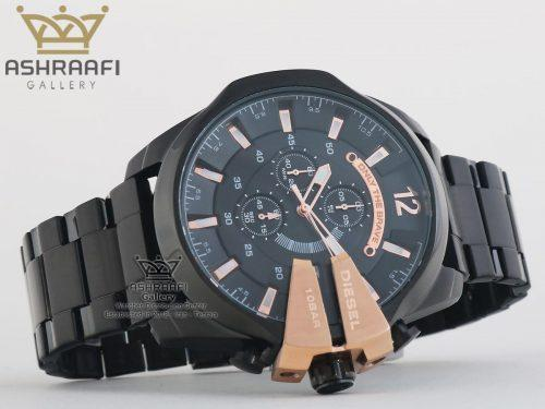 قیمت ساعت تمام مشکی دیزل DZ4309