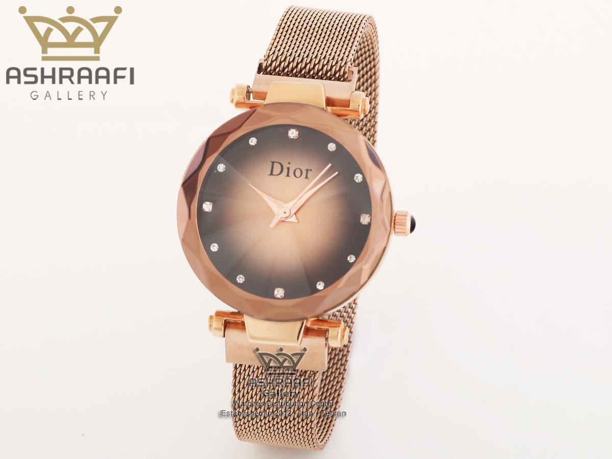 قیمت ساعت دیور بند حصیری Dior R2