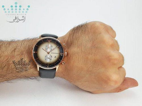 تصویر روی مچ ساعت امپریو آرمانی EMPORIO ARMANI AR-1721