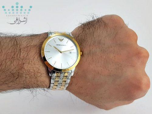 عکس روی مچ ساعتEMPORIO ARMANI AR-1743