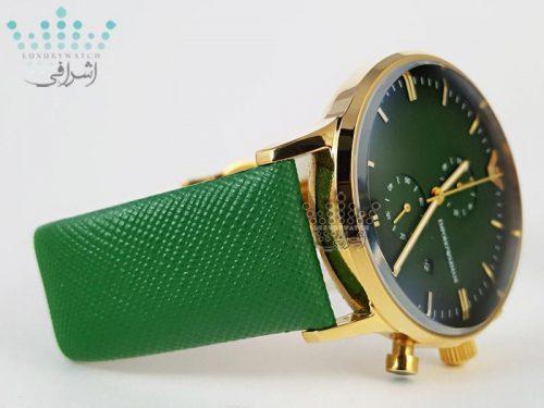 ساعت سبز مردانه Emporio Armani AR-0386