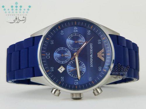ساعت آرمانی آبی Emporio Armani AR-5905BS