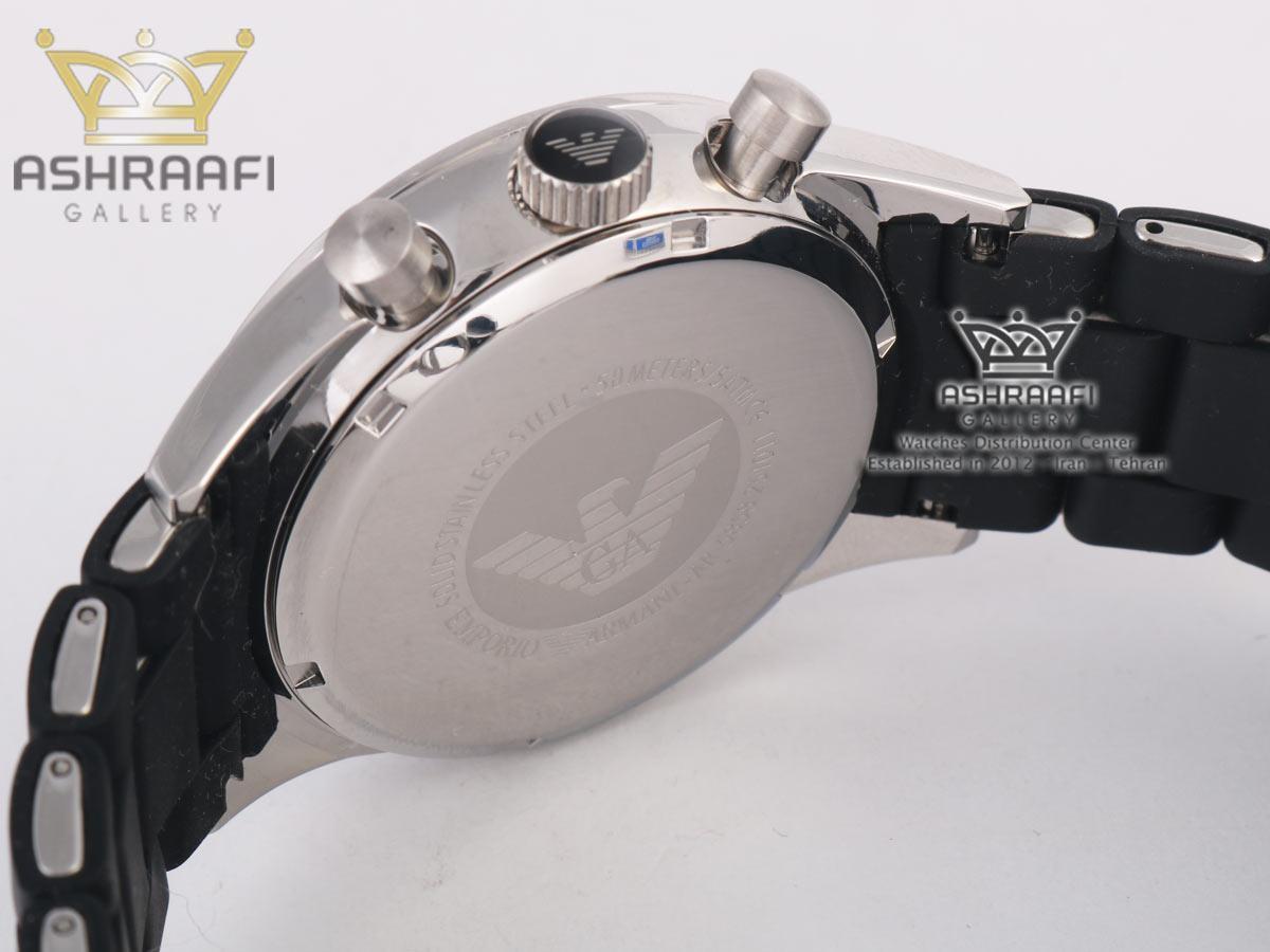 درب پشت ساعت Emporio Armani AR5858