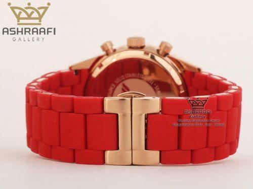 سگک ساعت امپریو آرمانی قرمز رنگEmporio Armani AR5890R