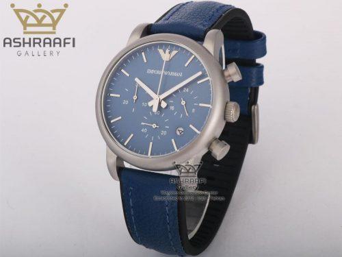 ساعت آبی طرح جین امپریو آرمانی Emporio Armani Ar1895