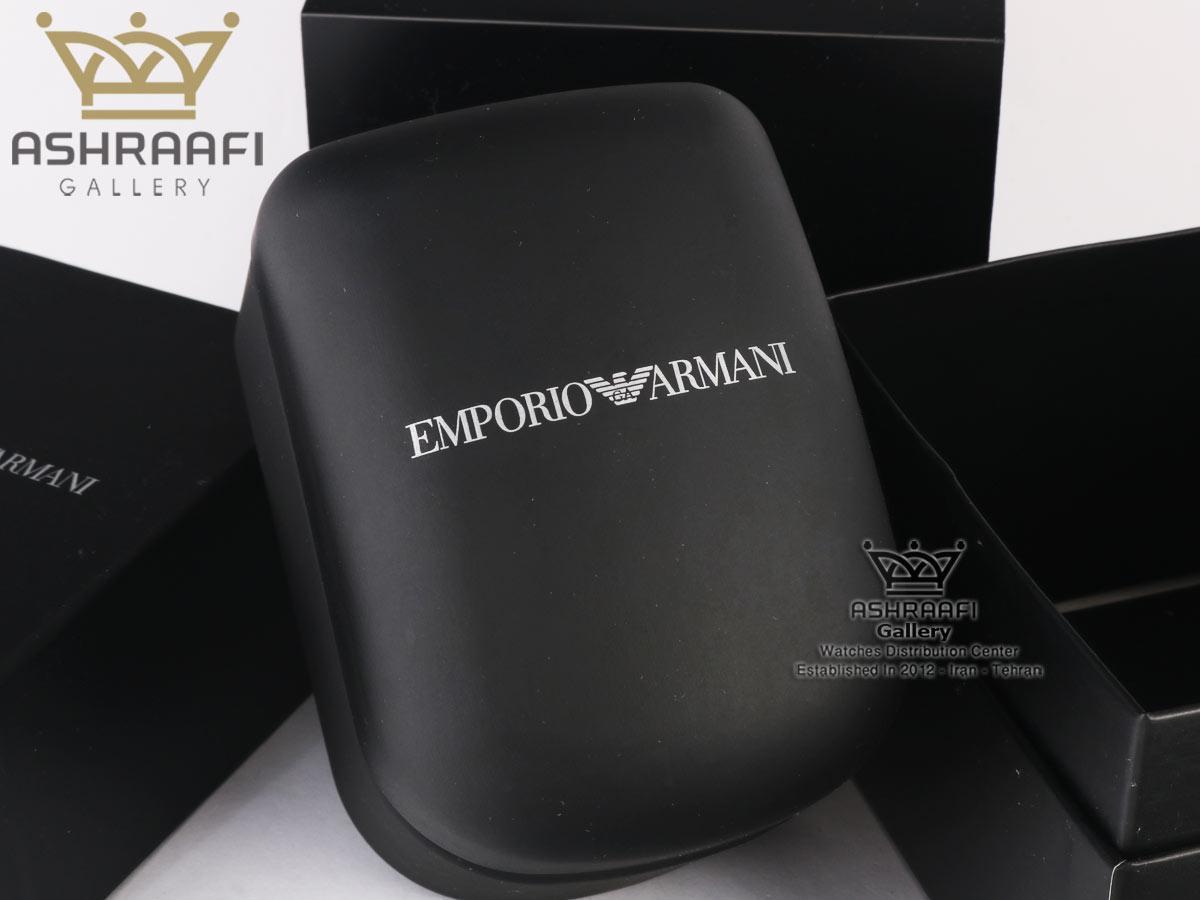 جعبه اصلی ساعت امپریو آرمانی