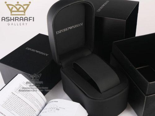 خرید جعبه اورجینال ساعت امپریو آرمانی