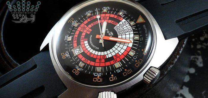 ساعت جهان نمای فورتیس