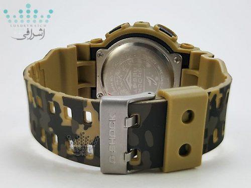 بند ساعت G-Shock GA-100CMF