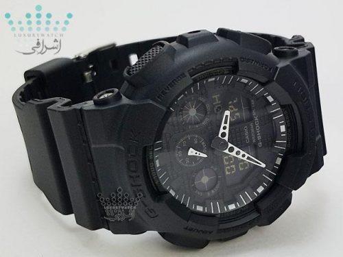 ساعت ورزشی جی شاک G-Shock GA-100F