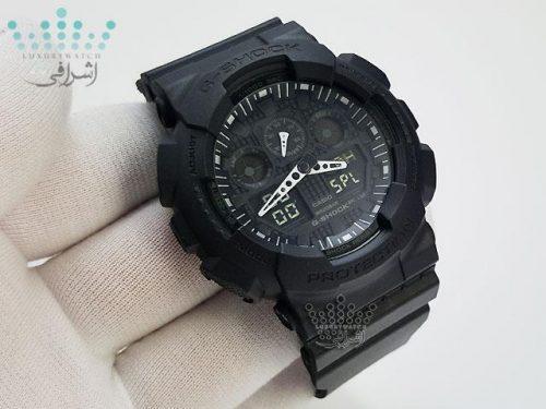 ساعت اسپرت جی شاک G-Shock GA-100F