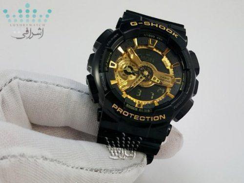 عکس روی دست G-Shock GA-110GBF
