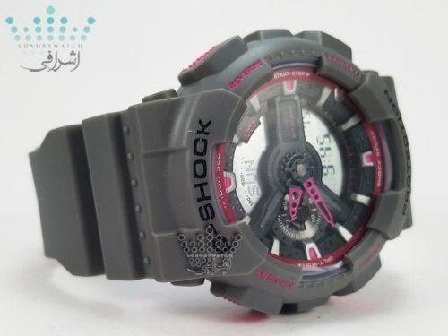 جی شاک خاکستری G-Shock GA-110TS