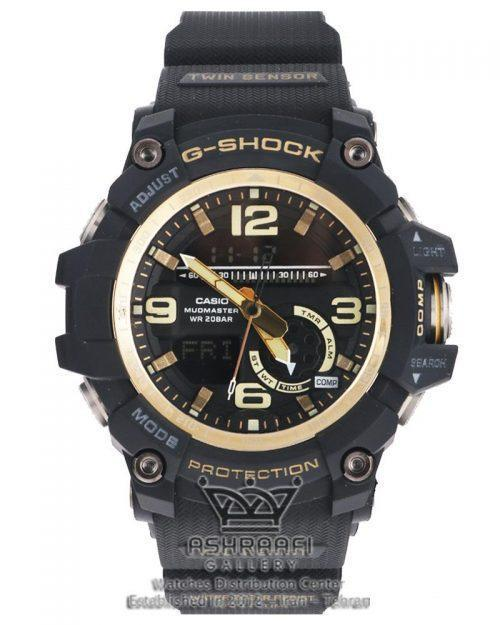ساعت مشکی فیک درجه یک G-Shock GG-1000G