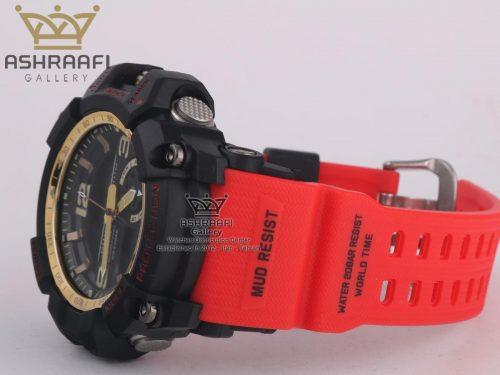 ساعت بند قرمز جی شاک G-Shock GG-1000G
