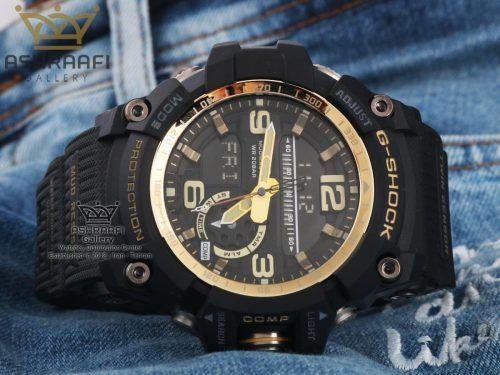 ساعت جی شاک مشکی G-Shock GG-1000G