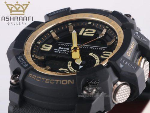 ساعت مشکی رنگ G-Shock GG-1000G