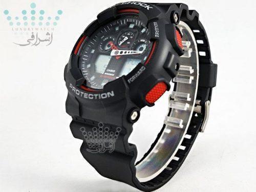 ساعت G-shock GA-100-1A4DR-01