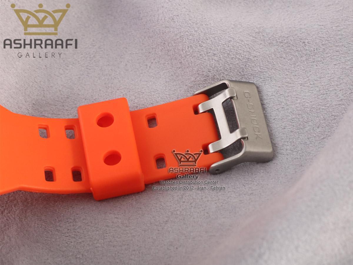قفل و بند ساعت G-shock GA-110 HCO
