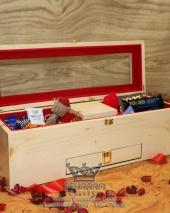 باکس کادویی ساعت مچی Gift Box ashraafi-A1