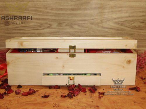 جعبه ساعت و زیورآلات مناسب هدیه Gift Box ashraafi-A1