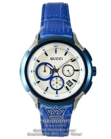 ساعت مچی گوچی سورمه ای Gucci 0252G