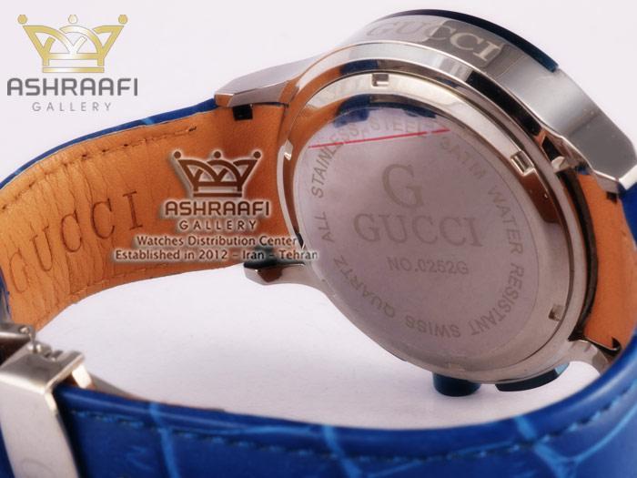 درب پشت ساعت Gucci 0252G
