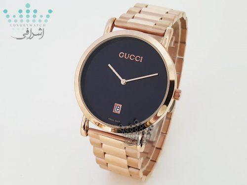 ساعت صفحه خلوت گوچی Gucci 103G