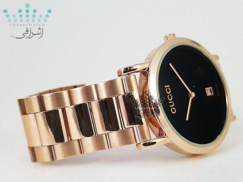 ساعت ساده گوچی مسی رنگ Gucci 103G
