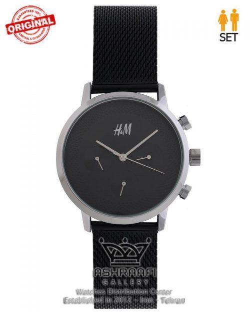 ساعت اورجینال اچ ام H&M 634G
