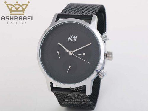 ساعت بند حصیر اچ ام H&M 634G