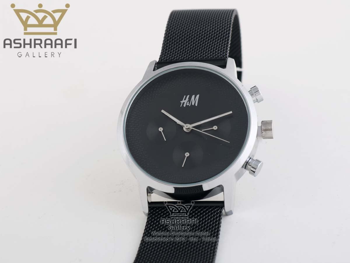 ساعت اصلی H&M 634G