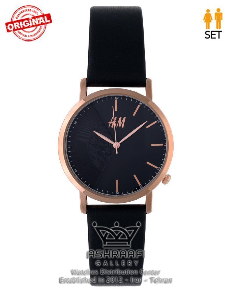 ساعت اورجینال H&M 6366