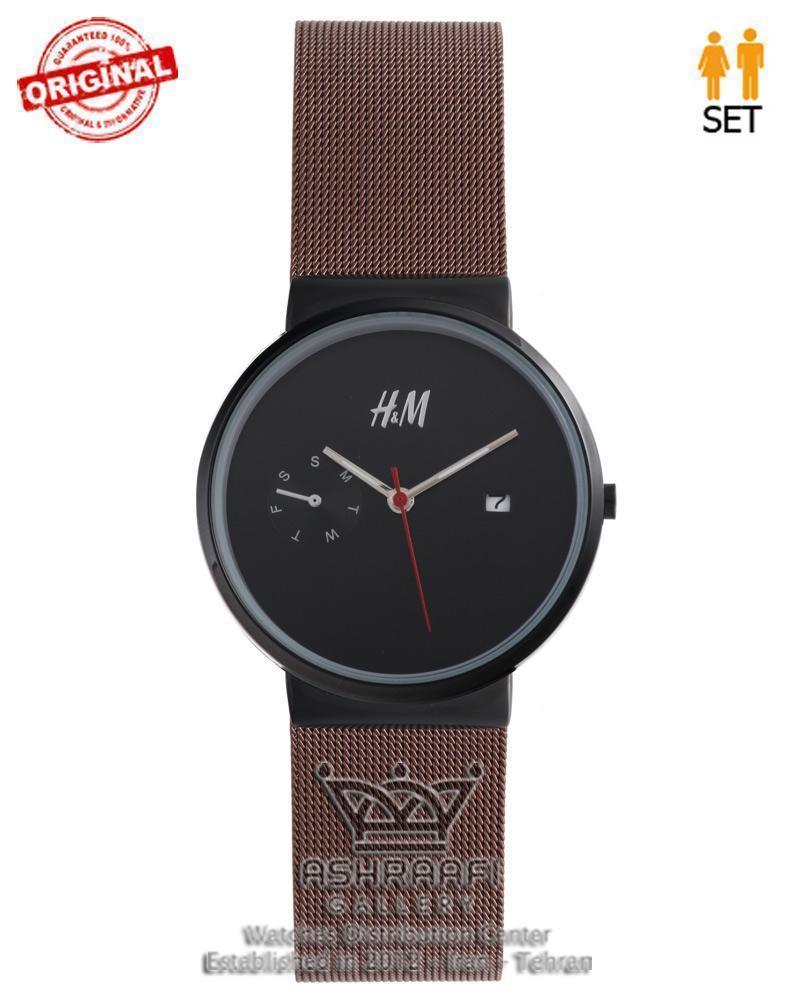 ساعت اصلی H&M 6386A