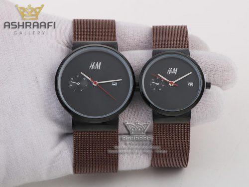 ساعت بند حصیری اچ ام H&M 6386A