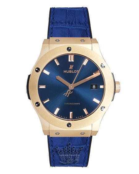 ساعت مچی هابلوت سورمه ای رنگ HUBLOT A250B