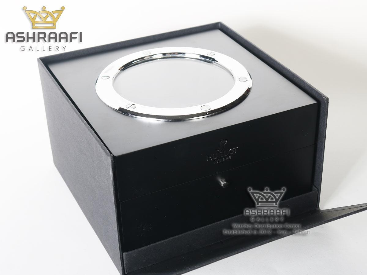 درب شیشه ای ذره بینی Hublot Box 01