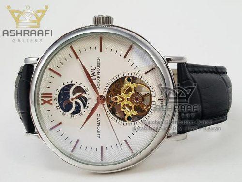 ساعت موتور باز IWC Schaffhausen 01S