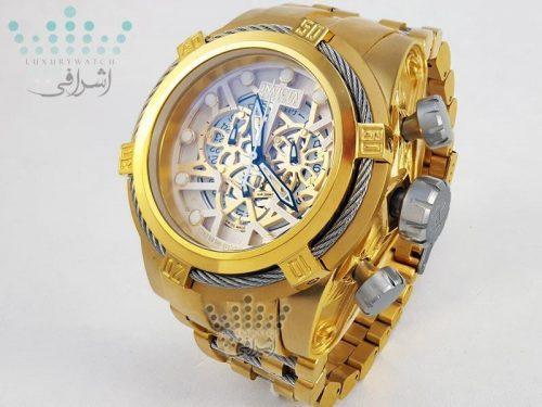 ساعت فلزی اینوکتا مدل 728742-02