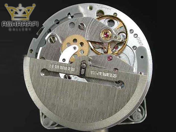 Lemania 5100 - 10 موتور ساعت مکانیکی زمانسنج برتر