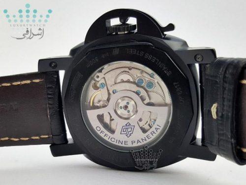 موتور اتوماتیک ساعت Luminor Panerai 8Day 3