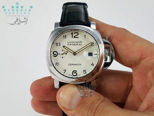 ساعت زنانه لومینور پنرای سرایمکاPanerai Ceramica 03