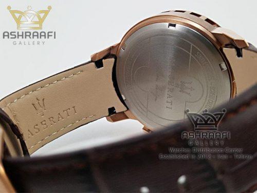 ساعت مازراتی رزگلد Maserati 29741