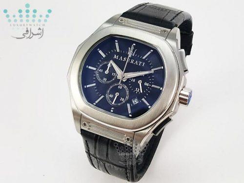 ساعت مشکی رنگ مازراتی Maserati Fuoriclasse R9