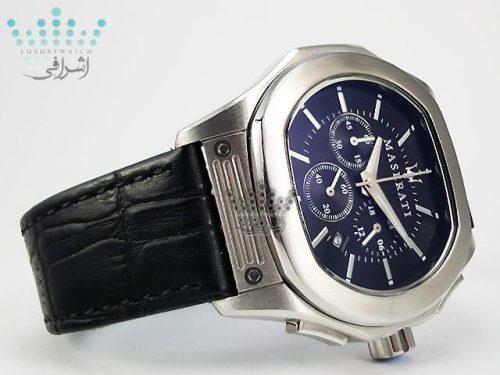 ساعت مشکی مازراتی Maserati Fuoriclasse R9